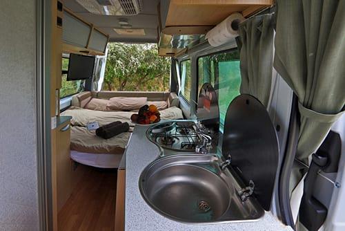 4a576631c8 Maui Ultima Plus - Campervan Hire Australia