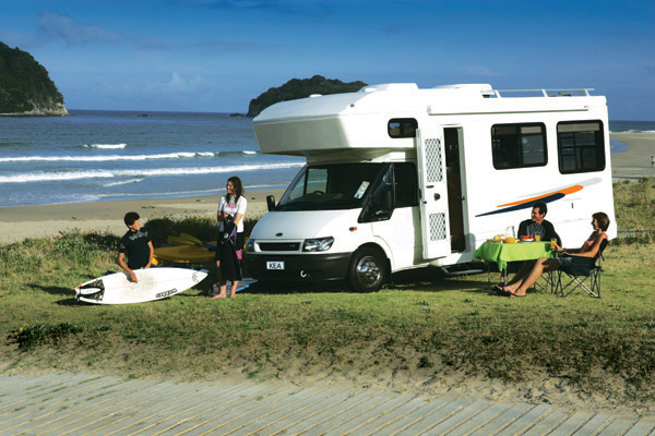 Campervan Holiday Australia