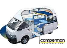 Camperman Campervan