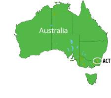campervan hire australia australian capital territory tourist
