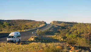 The Outback of the Matilda Highway