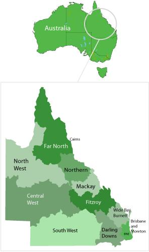 Campervan Hire Australia Queensland Visitor Information Centres
