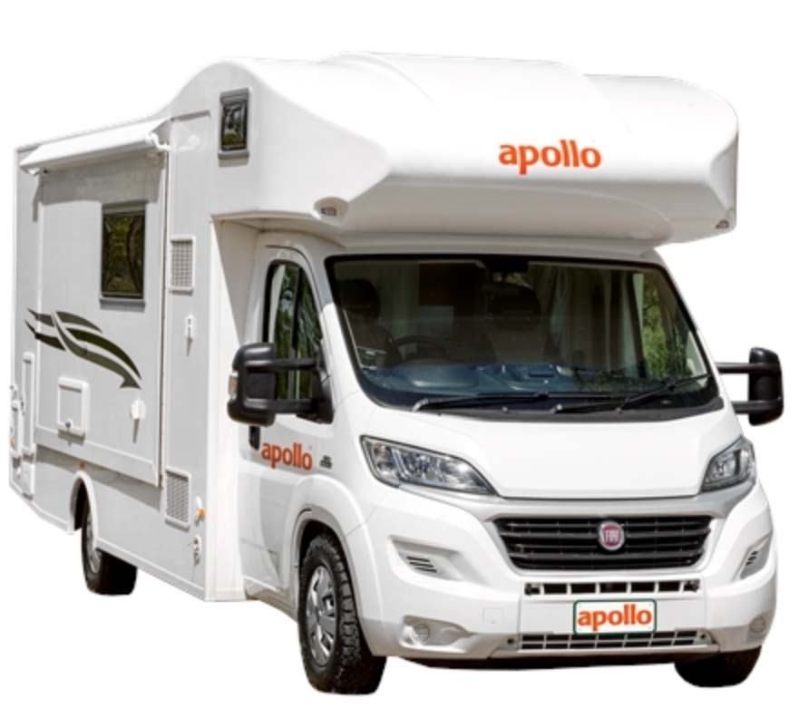 apollo camper vans